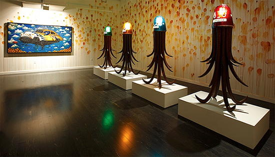 Gallery view - La Luz de Germs, VPAM - 09/10/2014-12/07/2013